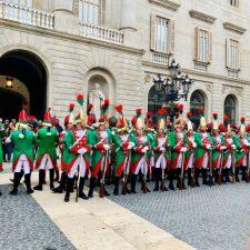 Altstädter liefern diplomatischen Auftritt in Barcelona