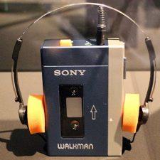"""40 Jahre Walkman – """"getragene"""" Musik"""