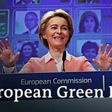 Der grüne Deal von Ursula von der Leyen
