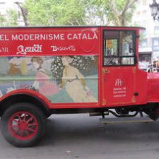 Museu del Modernisme Barcelona - Katalonien und Gaudí