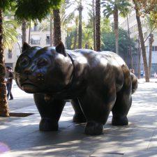 Barcelonas tierische Seite