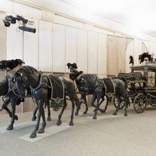 Friedhof Montjuïc: Führungen und Pferdekutschenausstellung