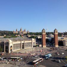 Montjuïc und seine Umgebung
