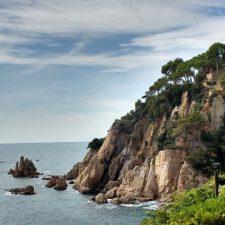Ausflug vom Leuchtturm Sant Sebastià bis Tamarit (Strand)