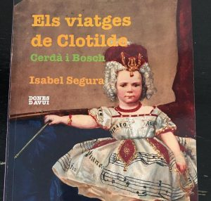 """""""Clotilde Cerdà / Esmeralda Cervantes, una mujer ante una época"""" @ Palau Robert"""
