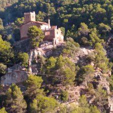 Sentmenat und Umgebung: Restaurant Castell de Guanta