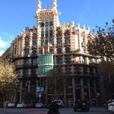Es grünt so grün … in Barcelona