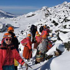 """Der bewundernswerte Aufstieg der  """"Cholitas Escaladoras"""" aus Bolivien"""