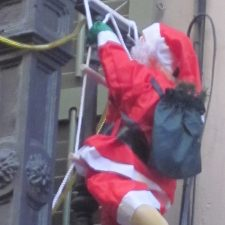 Was macht eigentlich der Nikolaus?