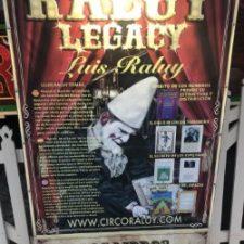 Raluy Legacy Zirkus